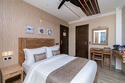 Super Deluxe Double room with Ocean View and Private Balcony