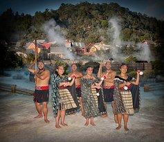Maori Dorf