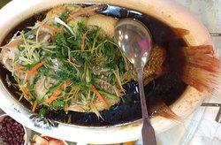 我最愛的蒸魚
