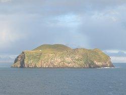 Bjarnarey Island