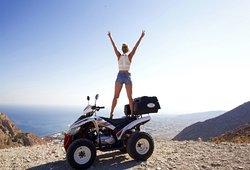 ATV/QUAD Santorini Experience