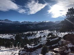 Awesome vista in RMNP