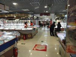 Silk Street & Pearl Market (Xiushui)