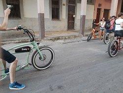 Ecxellent excursion in Havana with Cubyke!!!