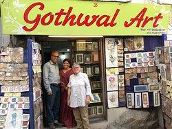 Gothwal Art