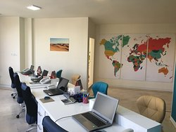 Our agency in Isfahan...