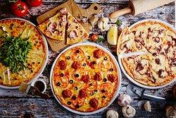 Makss un Morics pizza