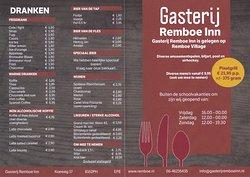 Gasterij Remboe Inn