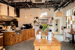 Juel Modern Apothecary Cafe