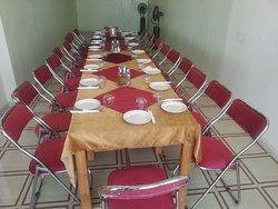 Welcome To Restaurant Sahara Food