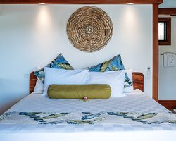 Bed interiors of Edgewater Pool Bure