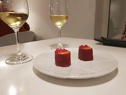 Experiência gastronômica extravagante