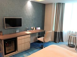 Nicely renovated rooms