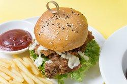 The Bar Cheong Burger from Grub