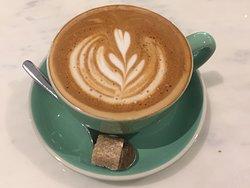 咖啡Latte
