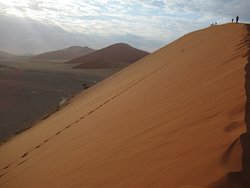 dune 150 mètres
