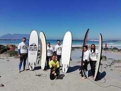 Cape Town Surf School