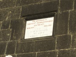 Birth place of maratha king shivaji maharaj