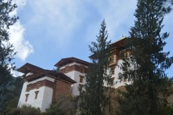 New Drugyel Dzong