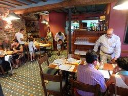 Restaurante El Cuartito en Ezcaray (Grupo Echaurren)