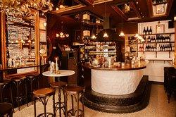 Petit Vieux Paris - Café Manger