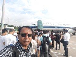 Baiyun International Airport Guangzhou.