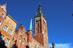Main Town Hall (Ratusz Glownego Miasta)