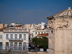 Athens historical center by SegYourWay Athens