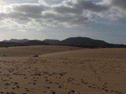 Dunas de Corralejo, Fuerteventura.