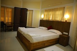 Standard non Ac room with twin Bed