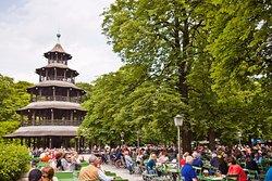 Restaurant & Biergarten am Chinesischen Turm