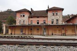 Bahnhof Višegrad