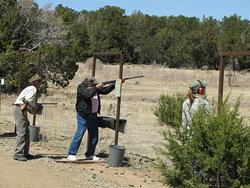 Stellar Sporting Clays course at Founders Ranch.