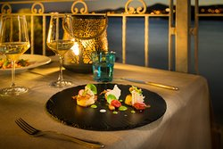 Blù Restauratnt gourmet experience
