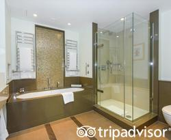 The Executive Double Room at the Crowne Plaza London - Battersea