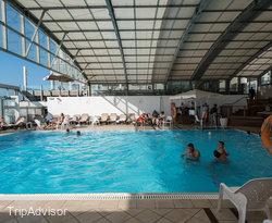 The Pool at the Crowne Plaza Tel Aviv Beach