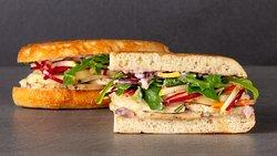 Rustic Rosemary Sandwich
