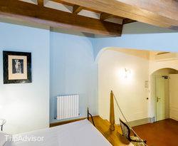 The Classic Room at the Hotel Villa La Palagina