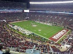 Bryant Denny Stadium - section PP - Tuscaloosa, AL