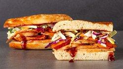 Santa Maria BBQ Chicken Sandwich