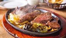 Cook's Country executive food editor Bryan Roof and Photographer Steve Klise visited Houston, Texas in the name of recipe research to learn firsthand about the origin of the humble steak fajita.  https://www.cookscountry.com/articles/723-tasting-fajita-history-at-ninfa-s-in-houston