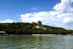 Summer Palace in summer!