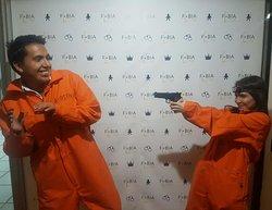Los jugadores de FOBIA escape room