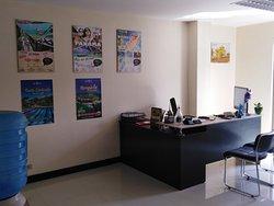 Our comfortable facilities. Nuestras cómodas instalaciones.