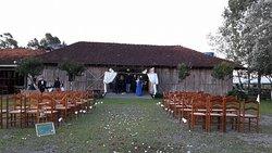 Casamentos ao ar livre.