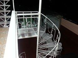 escaler  habitacion nro 3