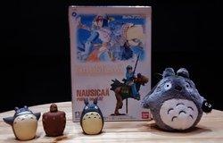 Figuras coleccionables Studio Ghibli *Totoro *Naussicaä