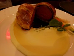 Beef Wellington - overrated imo