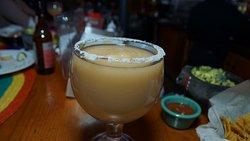 Tamarind Frozen Margaritas