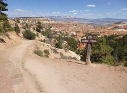 Starten på Horse Trail